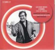 Luciano Berio (1925-2003): Coro für Stimmen und Instrumente, Super Audio CD