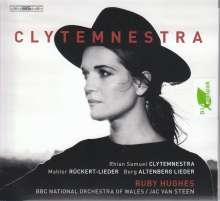 Rhian Samuel (geb. 1944): Clytemnestra für Frauenstimme & Orchester, Super Audio CD