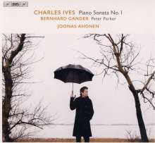 Charles Ives (1874-1954): Klaviersonate Nr.1, Super Audio CD