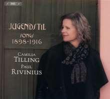 Camilla Tilling - Jugendstil (Songs 1838.1916), Super Audio CD