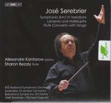 Jose Serebrier (geb. 1938): Orchesterwerke, Super Audio CD