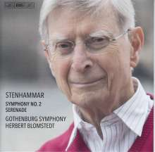 Wilhelm Stenhammar (1871-1927): Symphonie Nr.2, Super Audio CD
