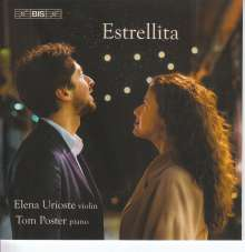 Elena Urioste & Tom Poster - Estrellita, Super Audio CD