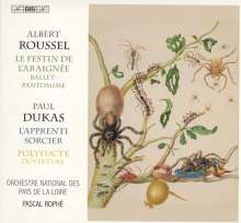 Paul Dukas (1865-1935): Der Zauberlehrling, Super Audio CD