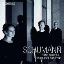 Robert Schumann (1810-1856): Klaviertrios Vol.1, Super Audio CD