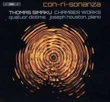 Thomas Simaku (geb. 1958): Kammermusik, Super Audio CD
