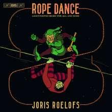 "Joris Roelofs (geb. 1984): Kammermusik ""Rope Dance"", Super Audio CD"