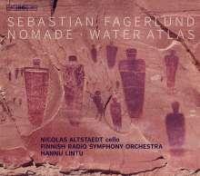 """Sebastian Fagerlund (geb. 1972): Cellokonzert """"Nomade"""", Super Audio CD"""