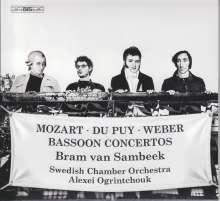 Bram van Sambeek spielt Fagottkonzerte, Super Audio CD