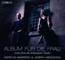 Carolyn Sampson & Joseph Middleton - Album für die Frau, Super Audio CD