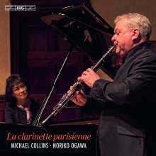 Michael Collins - La clarinette parisienne, Super Audio CD