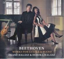 Ludwig van Beethoven (1770-1827): Kammermusik für Gitarre & Klavier, Super Audio CD