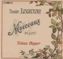 "Theodor Leschetizky (1830-1915): Klavierwerke ""Morceaux Pour Piano"", Super Audio CD"