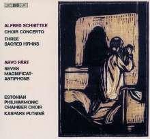 Alfred Schnittke (1934-1998): Konzert für Chor, Super Audio CD