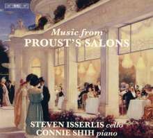 Steven Isserlis  & Connie Shih - Music from Proust's Salons, Super Audio CD
