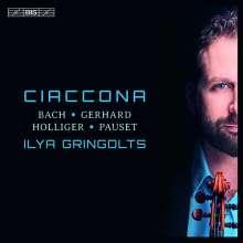 Ilya Gringolts -  Ciaccona, Super Audio CD