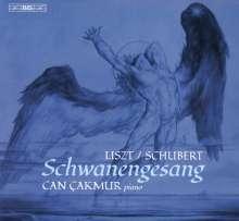 Franz Schubert (1797-1828): Schwanengesang für Klavier (Transkription von Franz Liszt), Super Audio CD