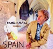 Franz Halasz - Spain, Super Audio CD