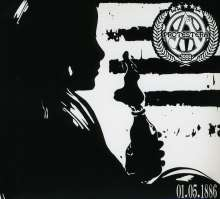 Protestera: 01 05 1886, CD
