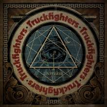 Truckfighters: Universe, CD