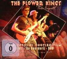 The Flower Kings: Tour Kaputt: Official Bootleg Film (Live At Boerderij 2007), DVD