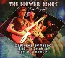 The Flower Kings: Tour Kaputt, 2 CDs