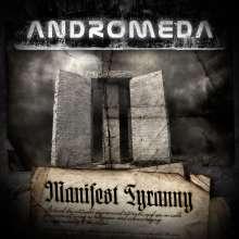 Andromeda: Manifest Tyranny, CD