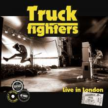 Truckfighters: Live In London (Limited Edition) (Splattered Vinyl), 2 LPs und 1 CD