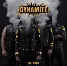 Dynamite: Big Bang, CD