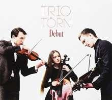Trio Törn: Debut, CD