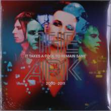 Ark: It Takes A Fool To Remain Sane 2000-2011, 2 LPs