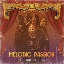 Christian Liljegren: Melodic Passion (Limited Edition) (Purple Vinyl), LP