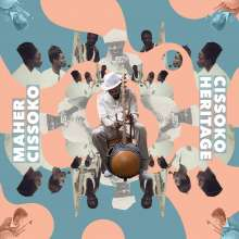 Maher Cissoko: Cissoko Heritage, CD