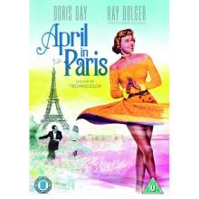 April In Paris (1952) (UK-Import), DVD
