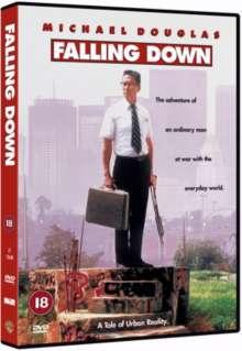 Falling Down (1992) (UK Import mit deutschen Untertiteln), DVD
