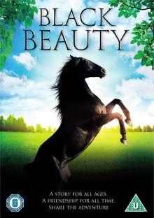 Black Beauty (1994) (UK Import mit deutschen Untertiteln), DVD