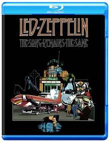 Led Zeppelin: The Song Remains The Same, Blu-ray Disc