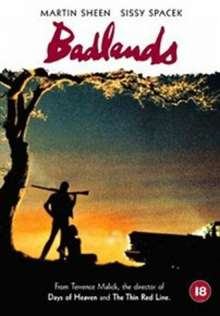 Badlands (1973) (UK Import mit deutschen Untertiteln), DVD