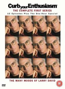 Curb Your Enthusiasm Season 1 (UK Import), 3 DVDs