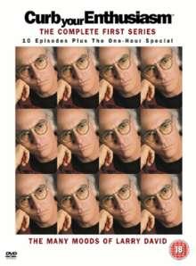 Curb Your Enthusiasm Season 1 (UK Import), 3 DVDs