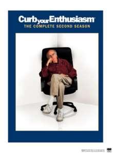 Curb Your Enthusiasm Season 2 (UK Import), 2 DVDs