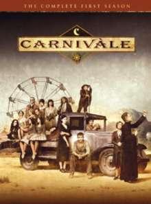 Carnivale Season 1 (UK Import), 6 DVDs