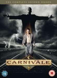 Carnivale Season 2 (UK Import), 6 DVDs