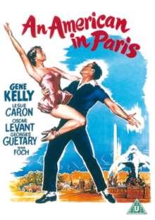 An American in Paris (UK Import mit deutschen Untertiteln), DVD