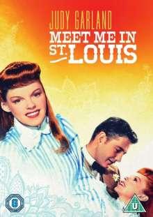 Meet Me In St.Louis (UK Import), DVD