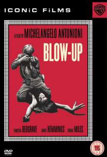 Blow-Up (UK Import mit deutschen Untertiteln), DVD