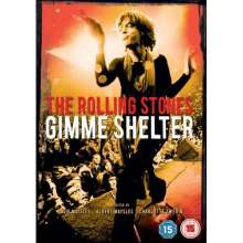 The Rolling Stones: Gimme Shelter, DVD