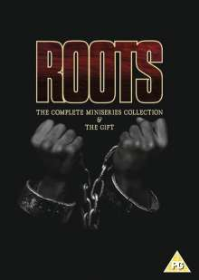 Roots (Roots, Roots Next Generation & The Gift) (UK Import), 10 DVDs