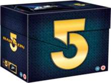 Babylon 5 - The Complete Collection (UK Import), 42 DVDs