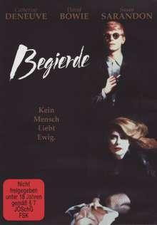 Begierde (1983), DVD